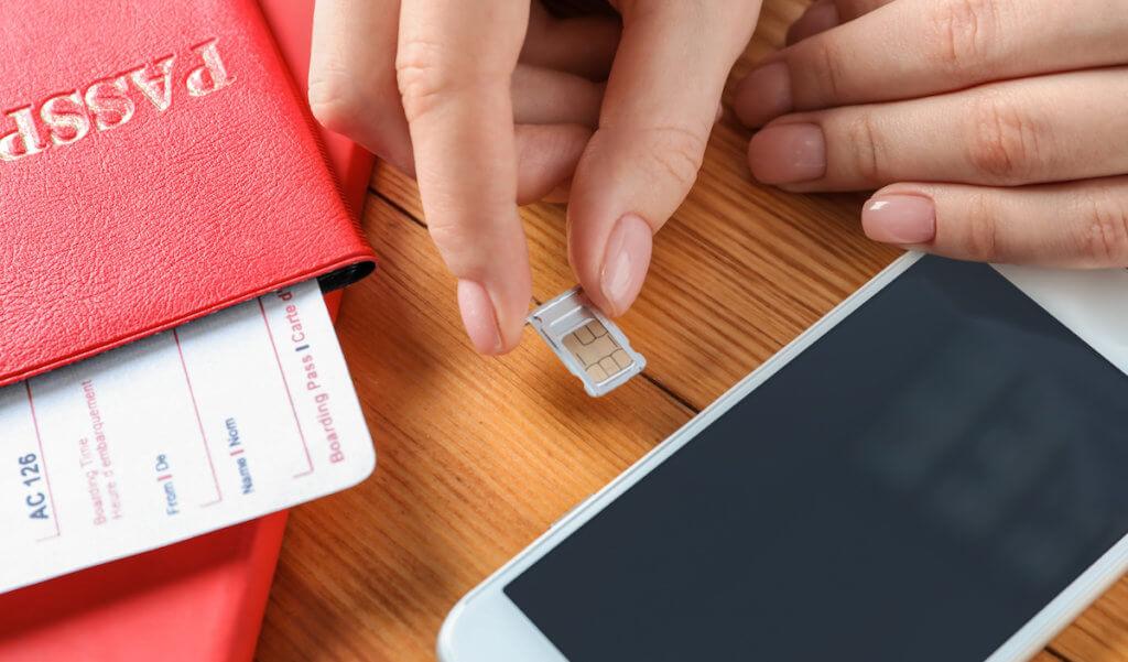 海外SIMカードの使い方と注意点!海外旅行で損しないための【SIM完全ガイド】の画像