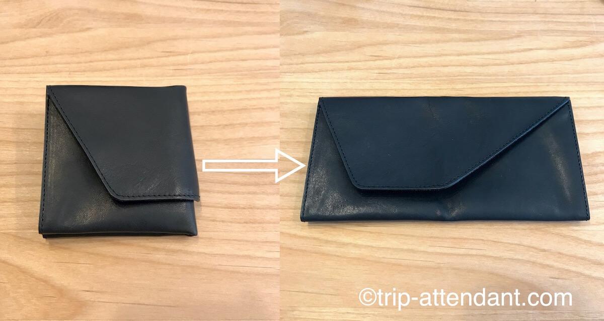 abrAsusの旅行財布