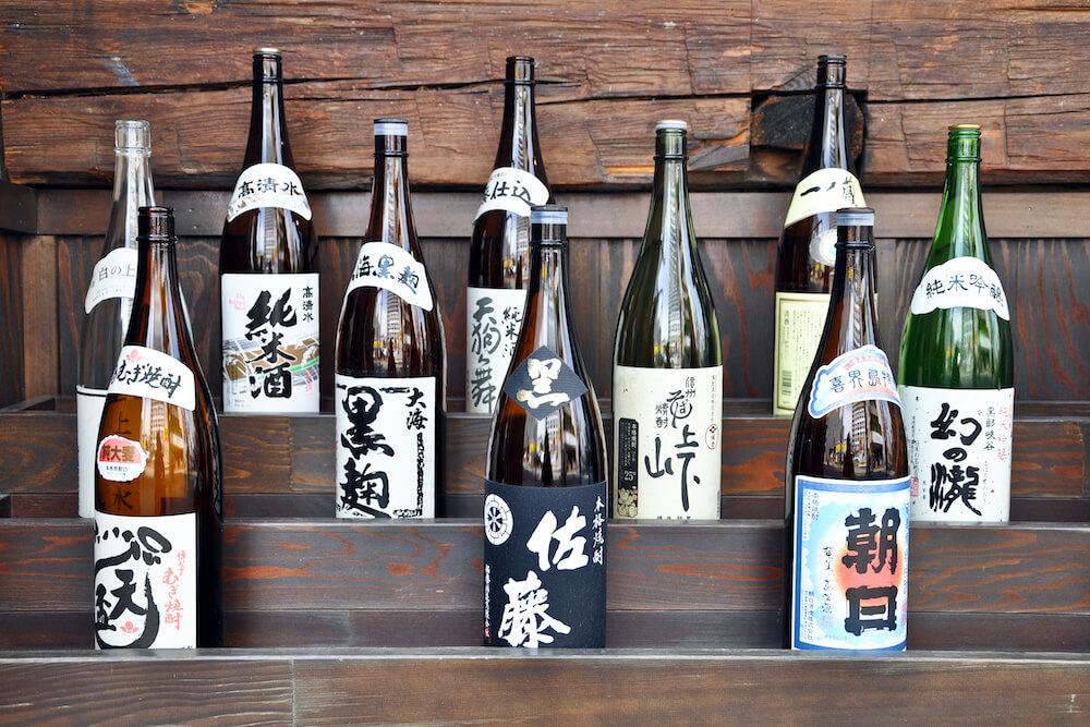 日本のお酒
